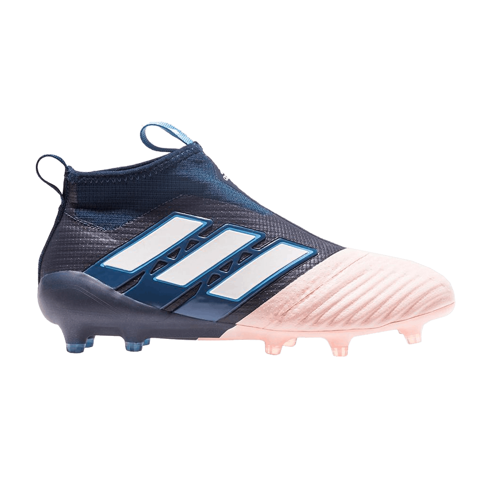 6c01b5a9a Kith x Ace 17+ Cleat 'Navy Pink' - adidas - CM7892 | GOAT