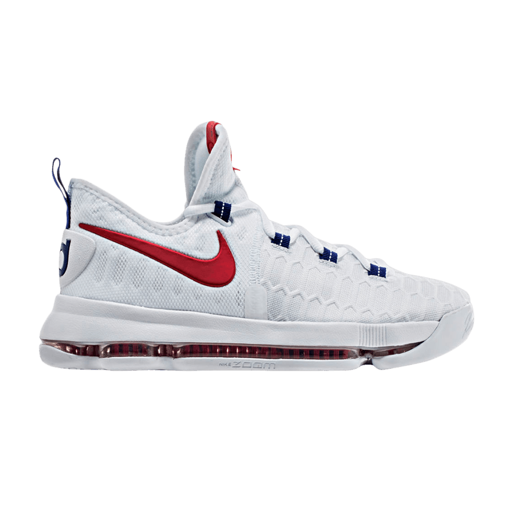 super popular fa3f4 01d14 KD 9 GS  USA  - Nike - 855908 160   GOAT