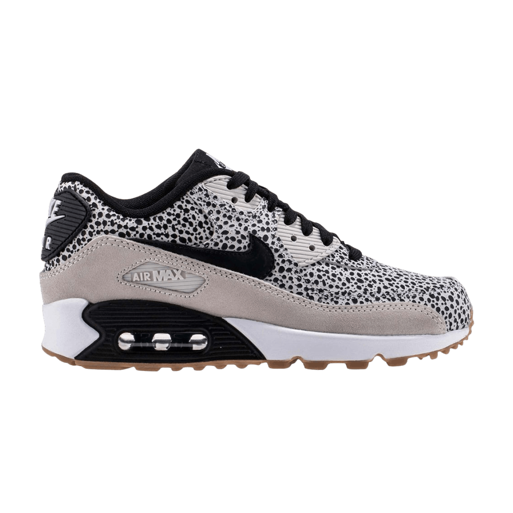 Women's Nike Air Max 90 Premium Safari Sneakers