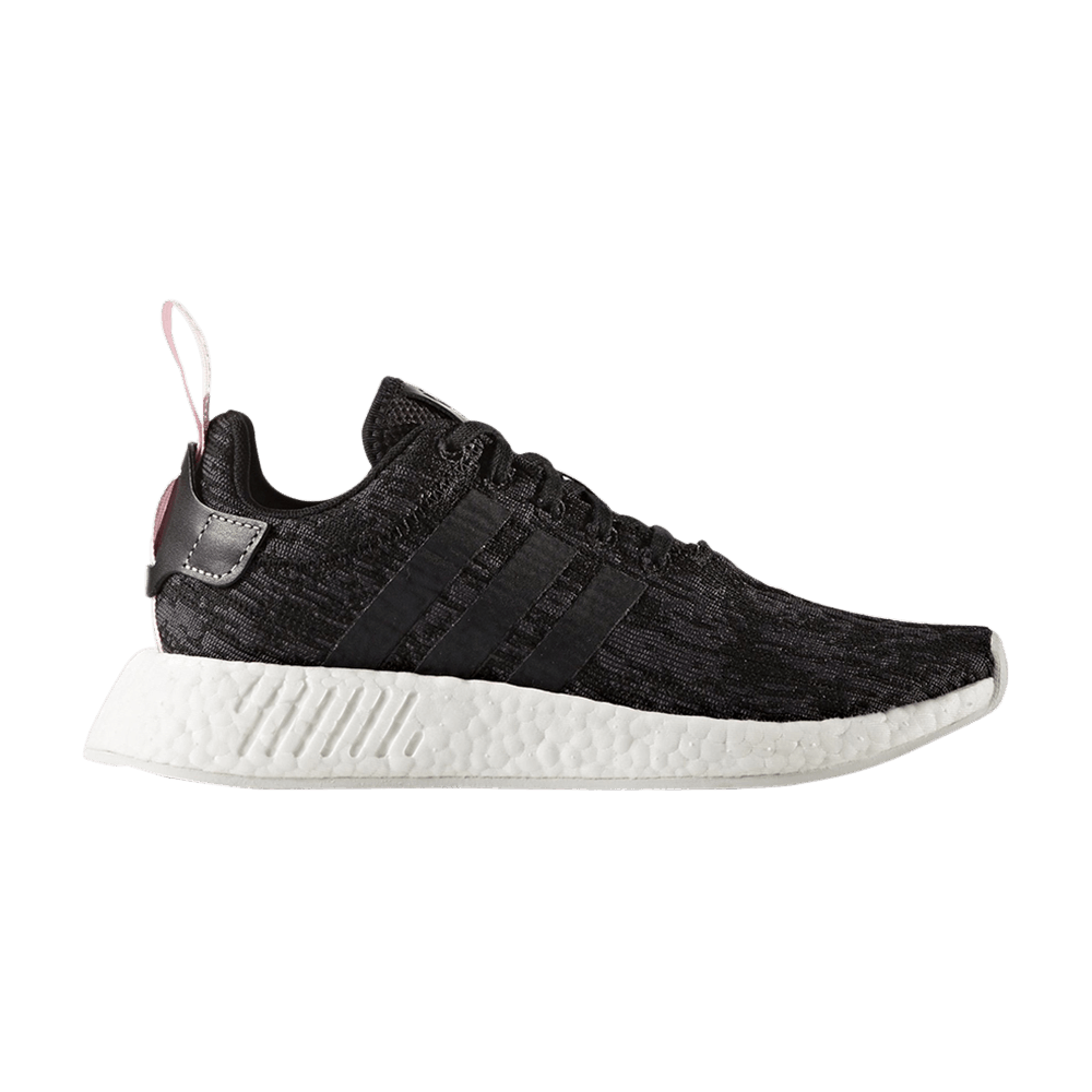 info for 13123 35839 Wmns NMD_R2 'Core Black'