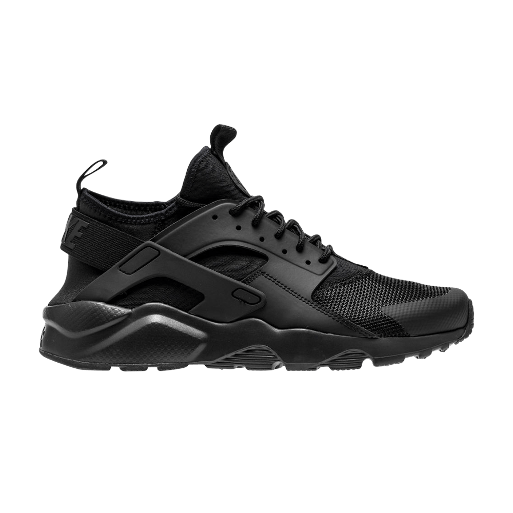 release date: 9fb2c ffaa4 Air Huarache Run Ultra  Triple Black  - Nike - 819685 002   GOAT