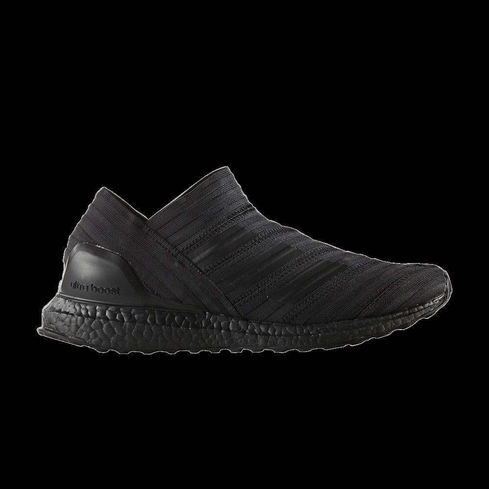 ec88082f7 Nemeziz Tango 17+ 360 Agility UltraBoost  Triple Black  - adidas - CG3657