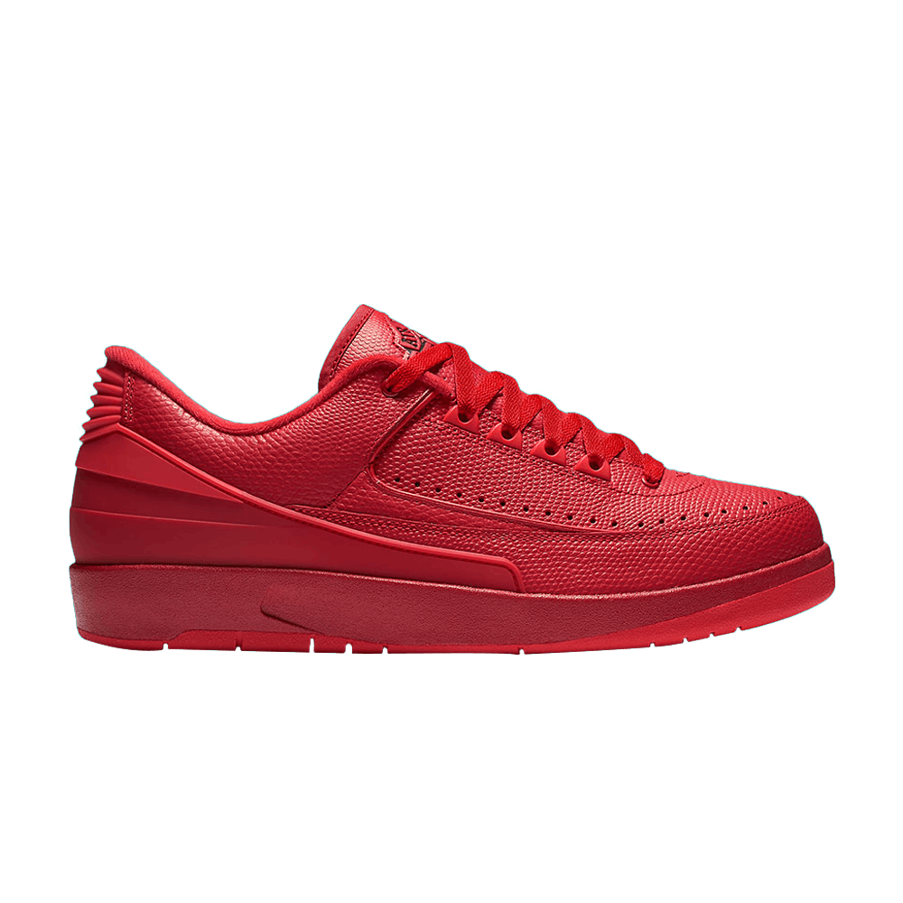 9729fe012f68b0 Air Jordan 2 Retro Low  Gym Red  - Air Jordan - 832819 606
