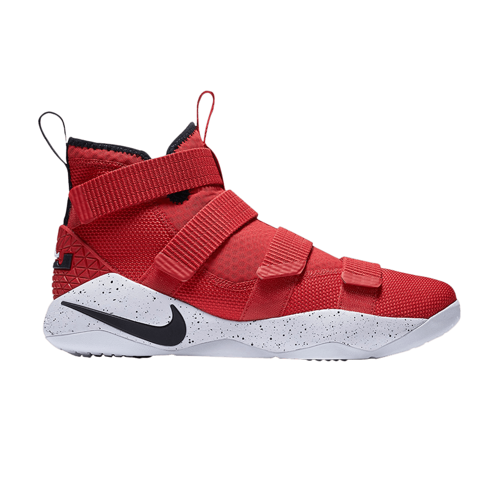 los angeles 57858 7789a LeBron Soldier 11  University Red  - Nike - 897644 601   GOAT