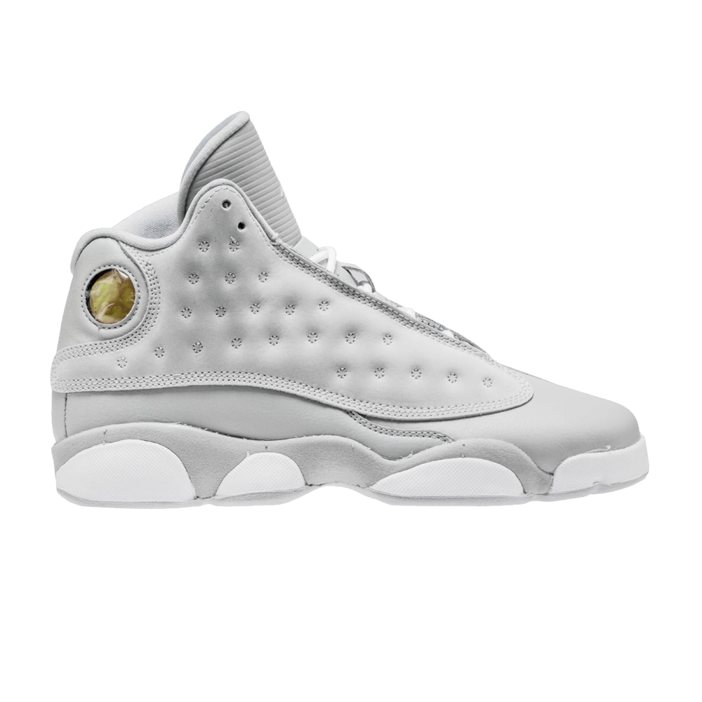 a45f2865b038 Air Jordan 13 Retro GS  Wolf Grey  - Air Jordan - 439358 018