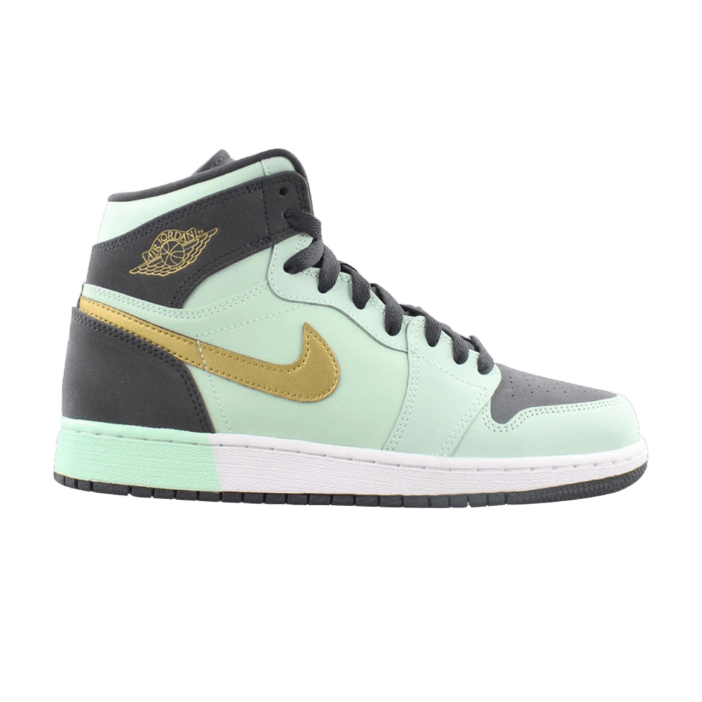 sports shoes 71f69 6edcb Air Jordan 1 Retro High GS 'Mint Foam'