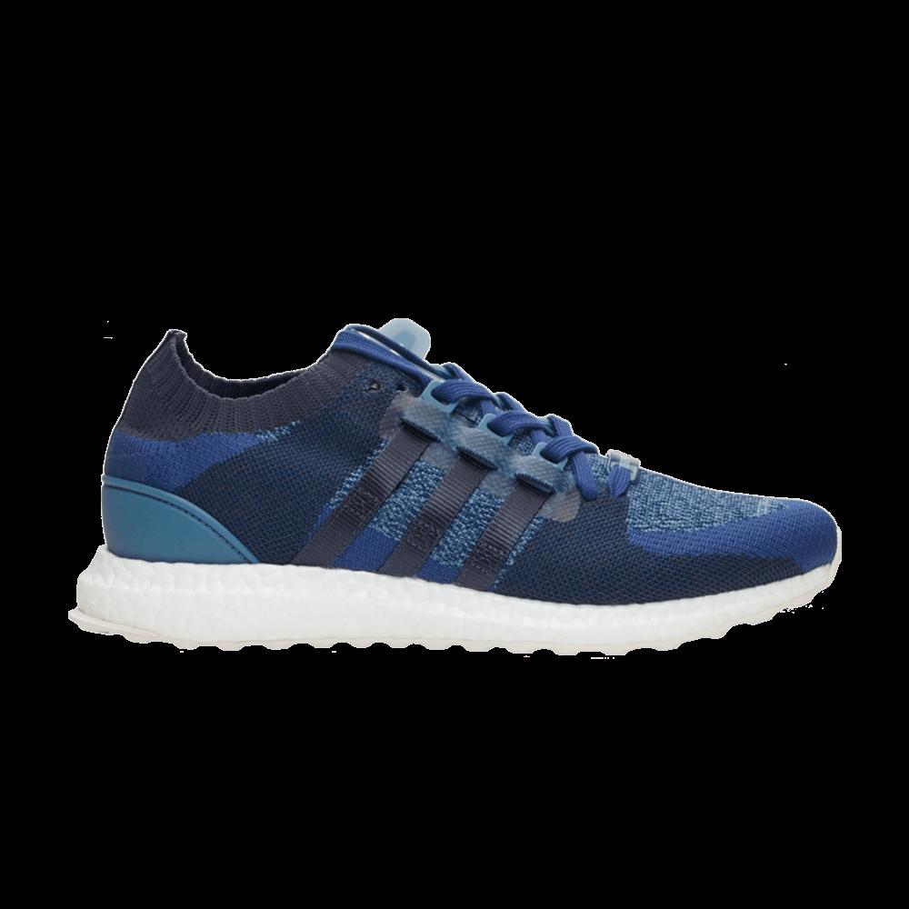 more photos dd5ce 30cb8 Sneakersnstuff x EQT Support Ultra Primeknit Dark Blue - adidas - CQ1895   GOAT