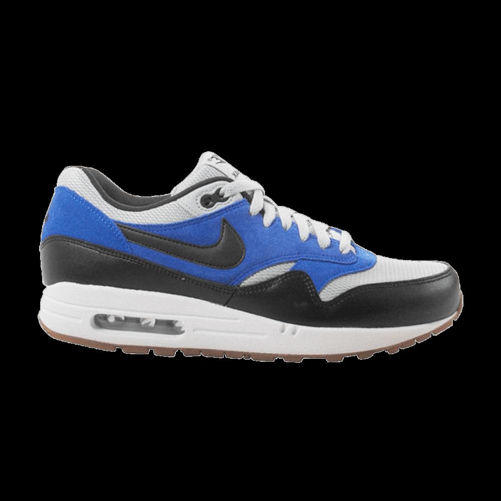 69d9b3b7e84c Air Max 1 Essential  Lyon Blue  - Nike - 537383 022