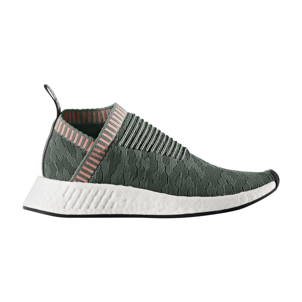 03be743bc Wmns NMD CS2 Primeknit  Trace Green  - adidas - BY8781