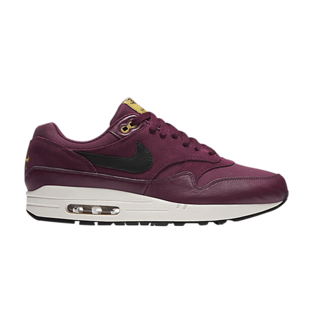best sneakers db7b5 ef7db Air Max 1 Premium  Bordeaux  - Nike - 875844 601   GOAT
