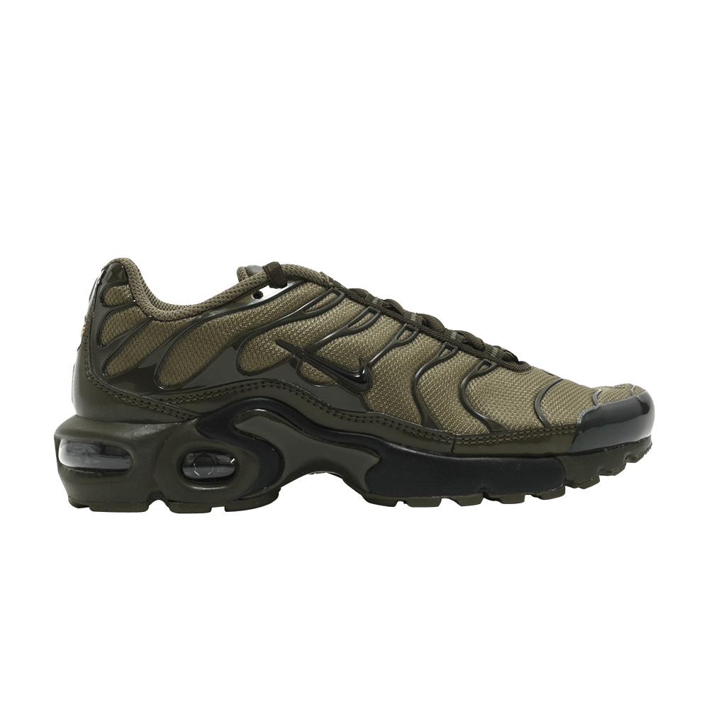 buying now buy good speical offer Air Max Plus GS 'Olive Cargo' - Nike - 655020 200 | GOAT