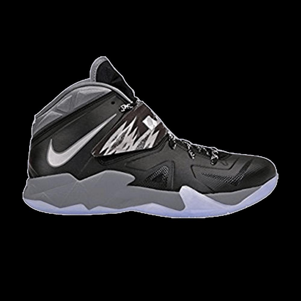 51756b19817 LeBron Zoom Soldier 7 - Nike - 609679 001