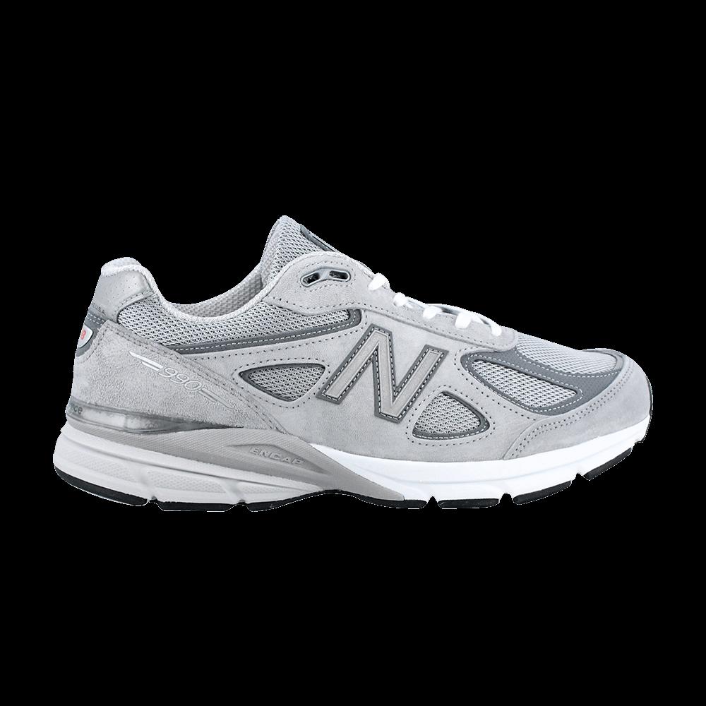 newest 3799f 6d632 990v4 'Grey White'