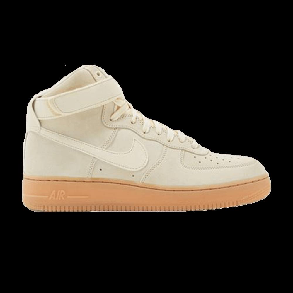 a2e2a690c55 Air Force 1 High 07 LV8 Suede  Mushroom  - Nike - AA1118 100