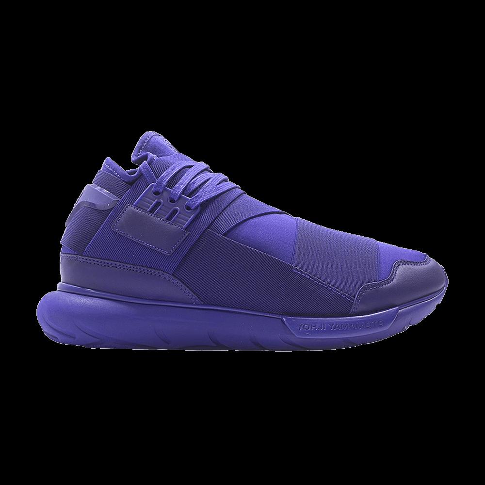 d54dd81d7 Y-3 Qasa High  Dark Blue  - adidas - S82124