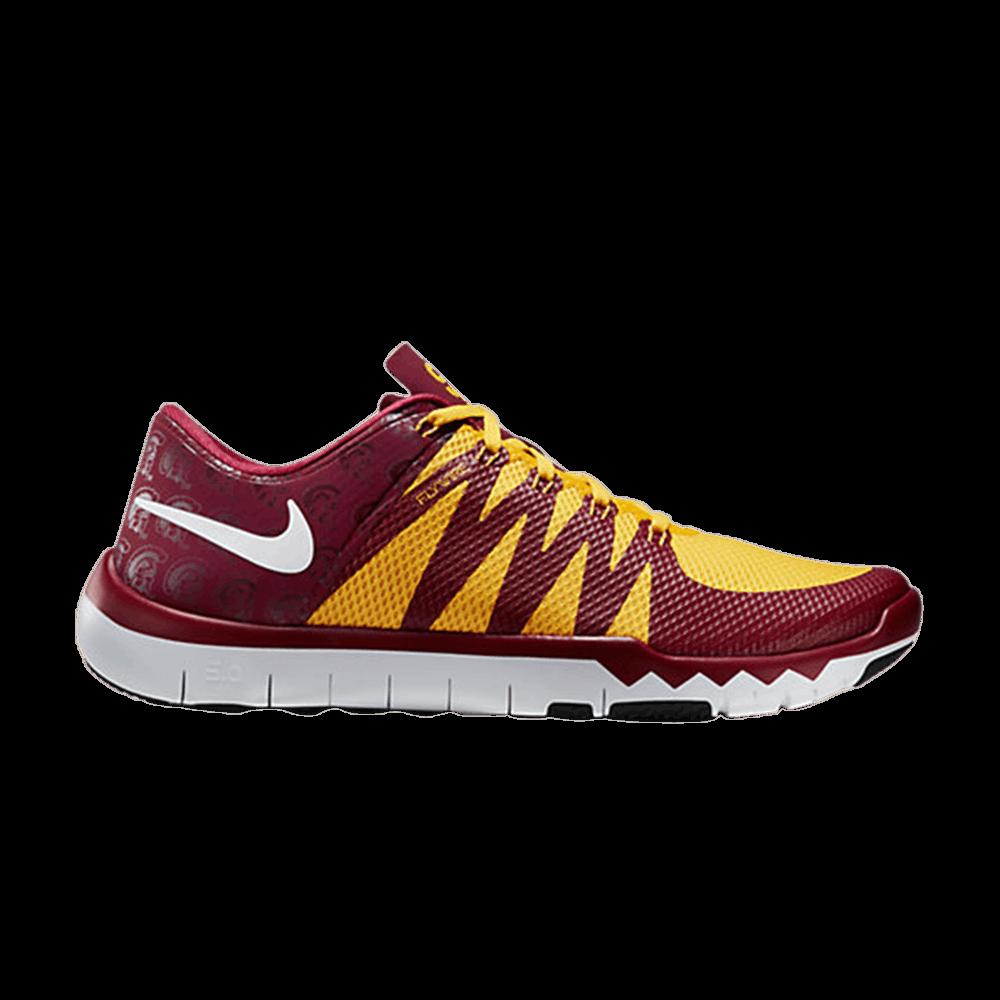Free Trainer 5.0 V6 AMP 'USC' - Nike - 723939 671 | GOAT