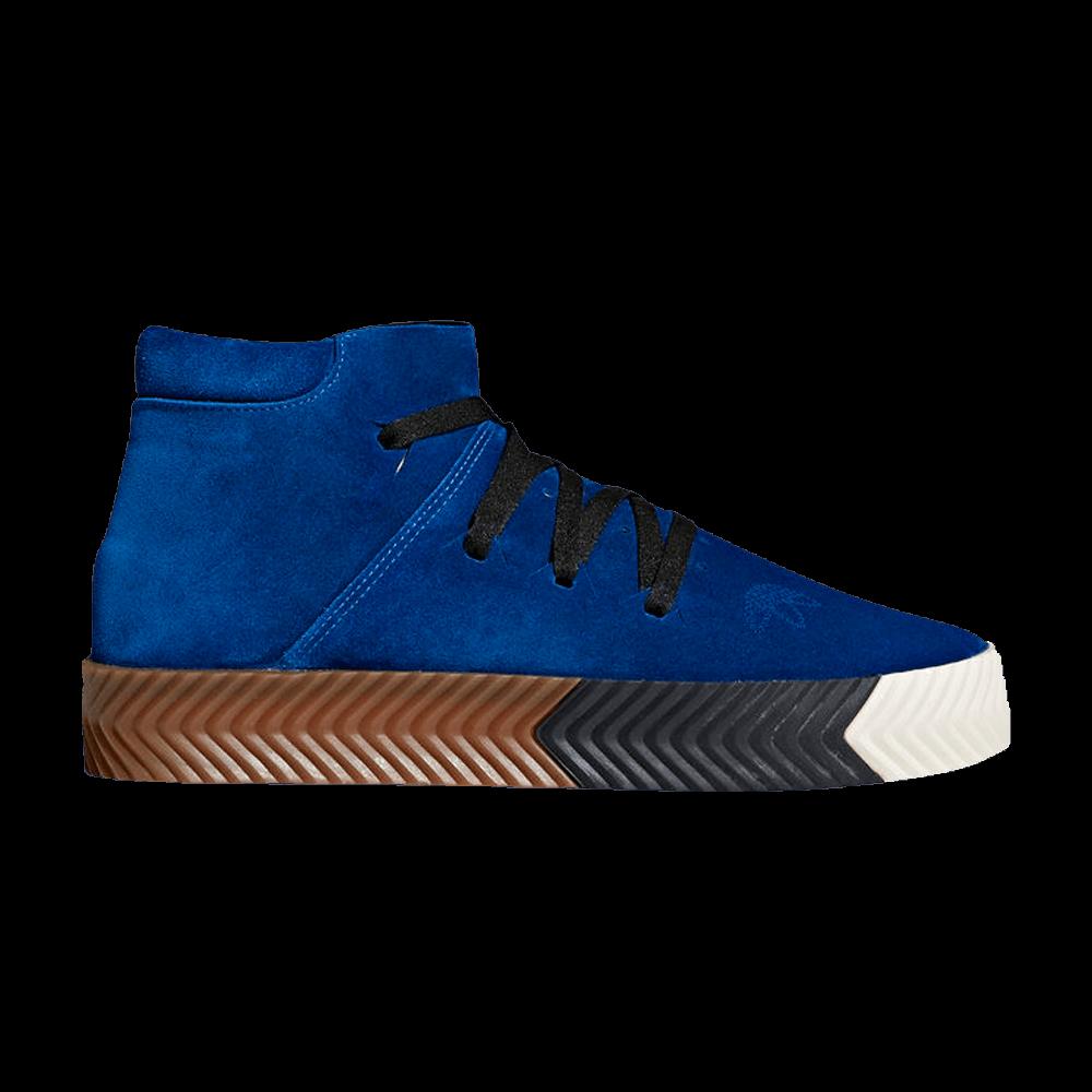 new style 00659 e7157 Alexander Wang x AW Skate Mid Bluebird - adidas - AC6849  GO