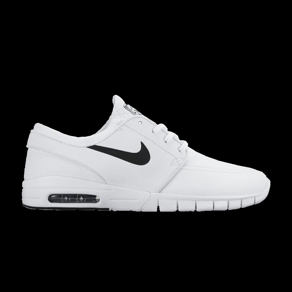 009453f6 Stephan Janoski Max L 'White' - Nike - 685299 100   GOAT