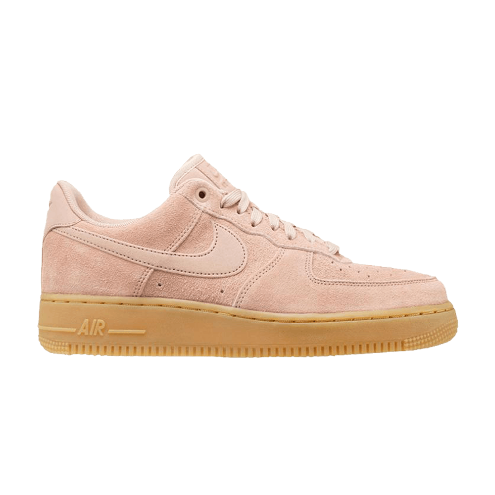 new high quality good selling outlet for sale Air Force 1 07 LV8 Suede 'Particle Pink' - Nike - AA1117 600 | GOAT