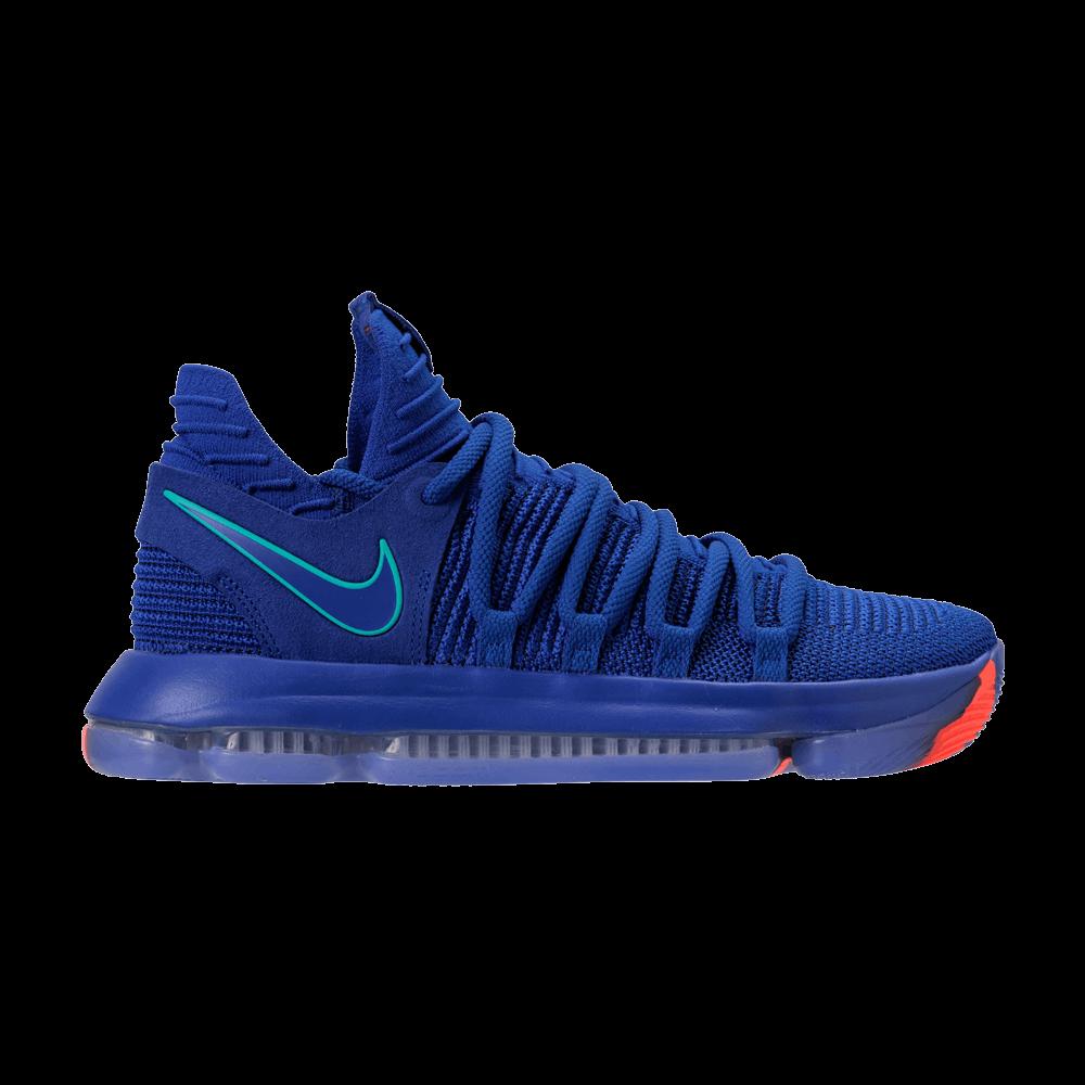KD 10  City Edition  - Nike - 897815 402  d6c187e47