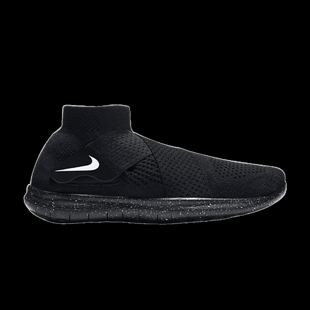 aeb9d2270ffcd Undercover x NikeLab Gyakusou Free RN Motion Flyknit 2017  Black  - Nike -  883289 001