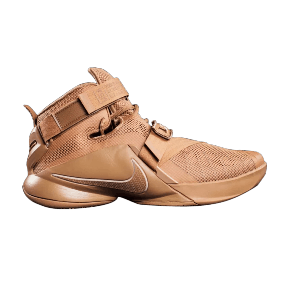 8ff1856db2a LeBron Soldier 9 Premium  Desert Camo  - Nike - 749490 222