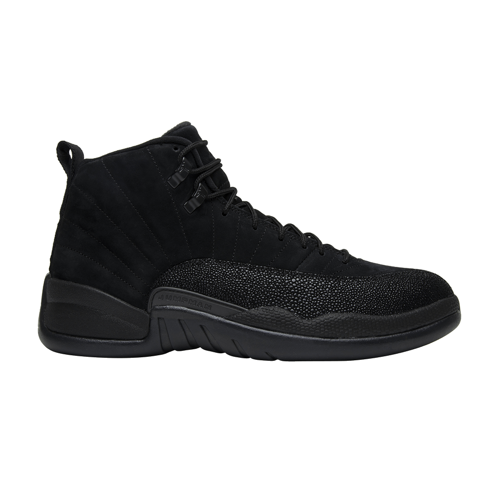 24bd79728dd OVO x Air Jordan 12 Retro 'Black' - Air Jordan - 873864 032 | GOAT