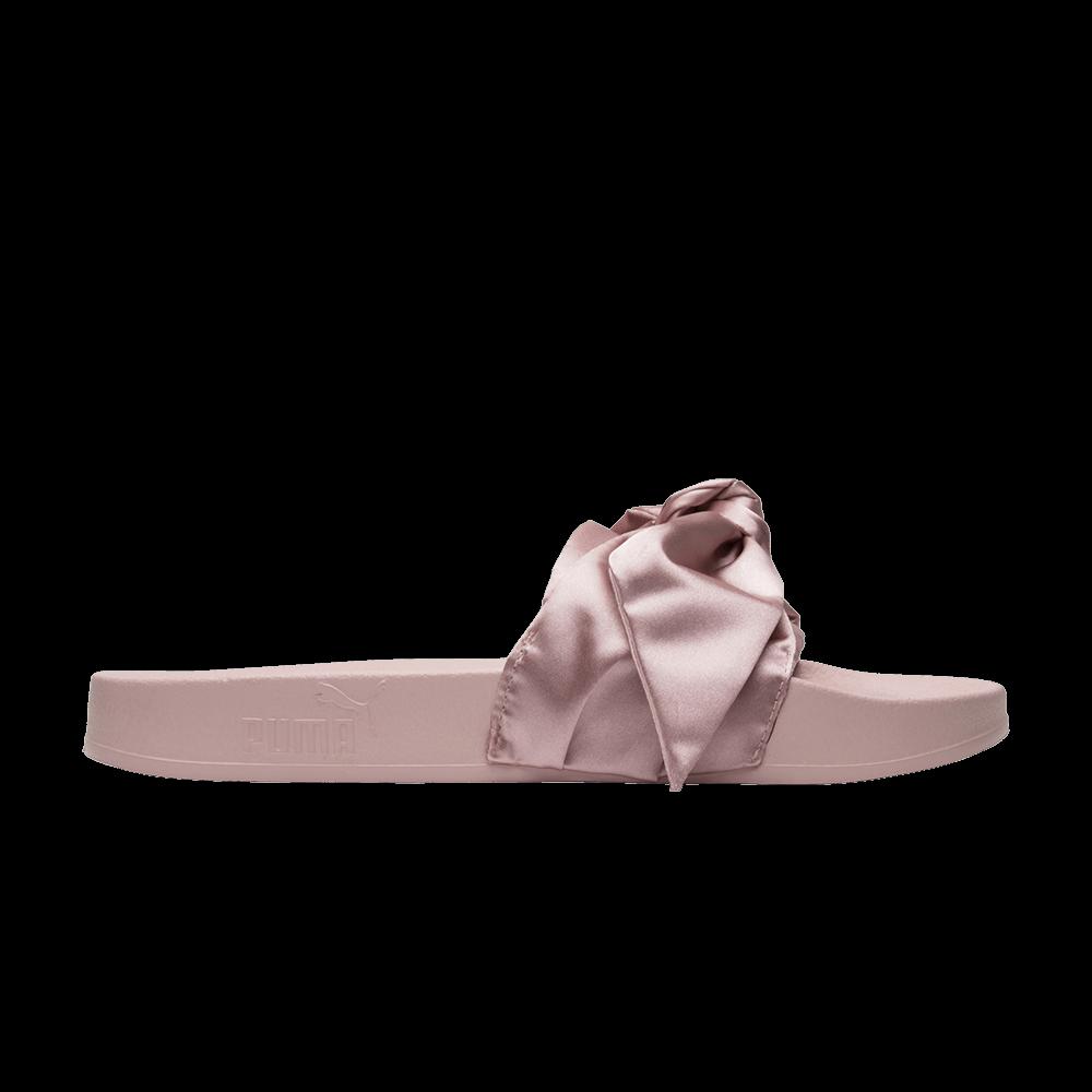9262432d452246 Fenty x Wmns Bow Slide  Pink  - Puma - 365774 03