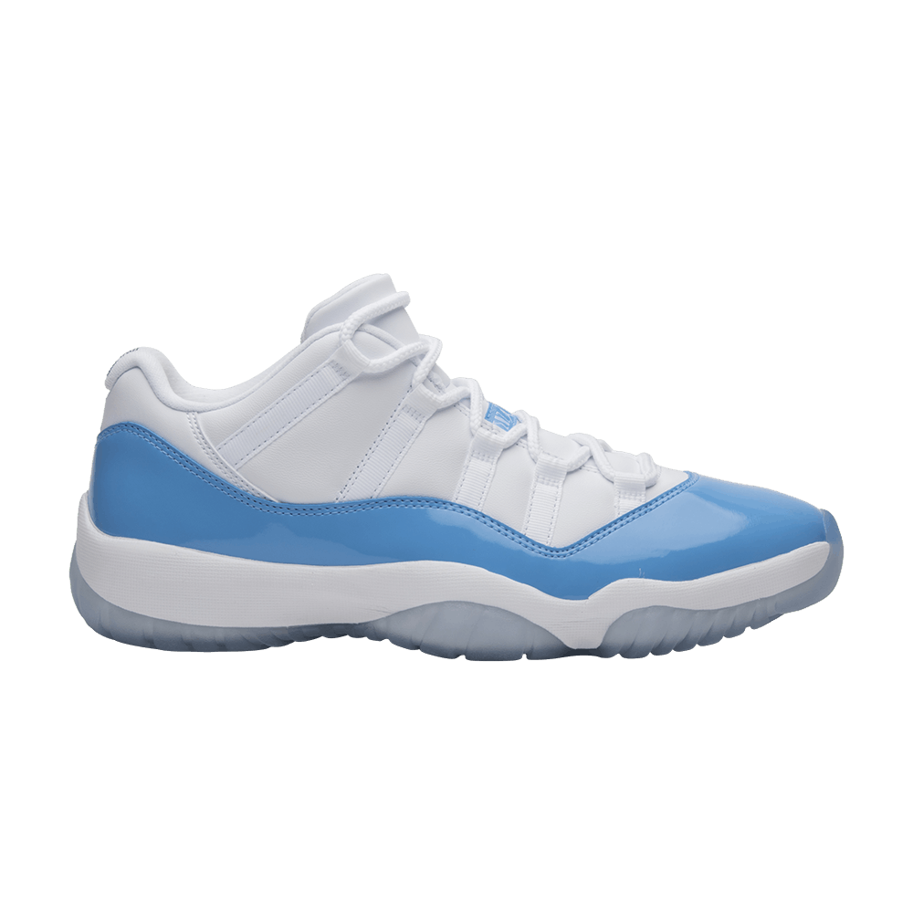 new style 52427 b7c64 Air Jordan 11 Retro Low  UNC  - Air Jordan - 528895 106   GOAT