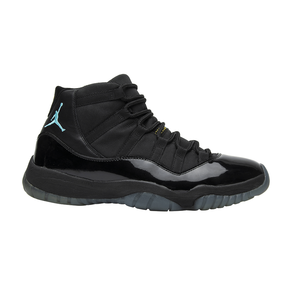 Air Jordan 11 Retro  Gamma Blue  - Air Jordan - 378037 006  ff23de625