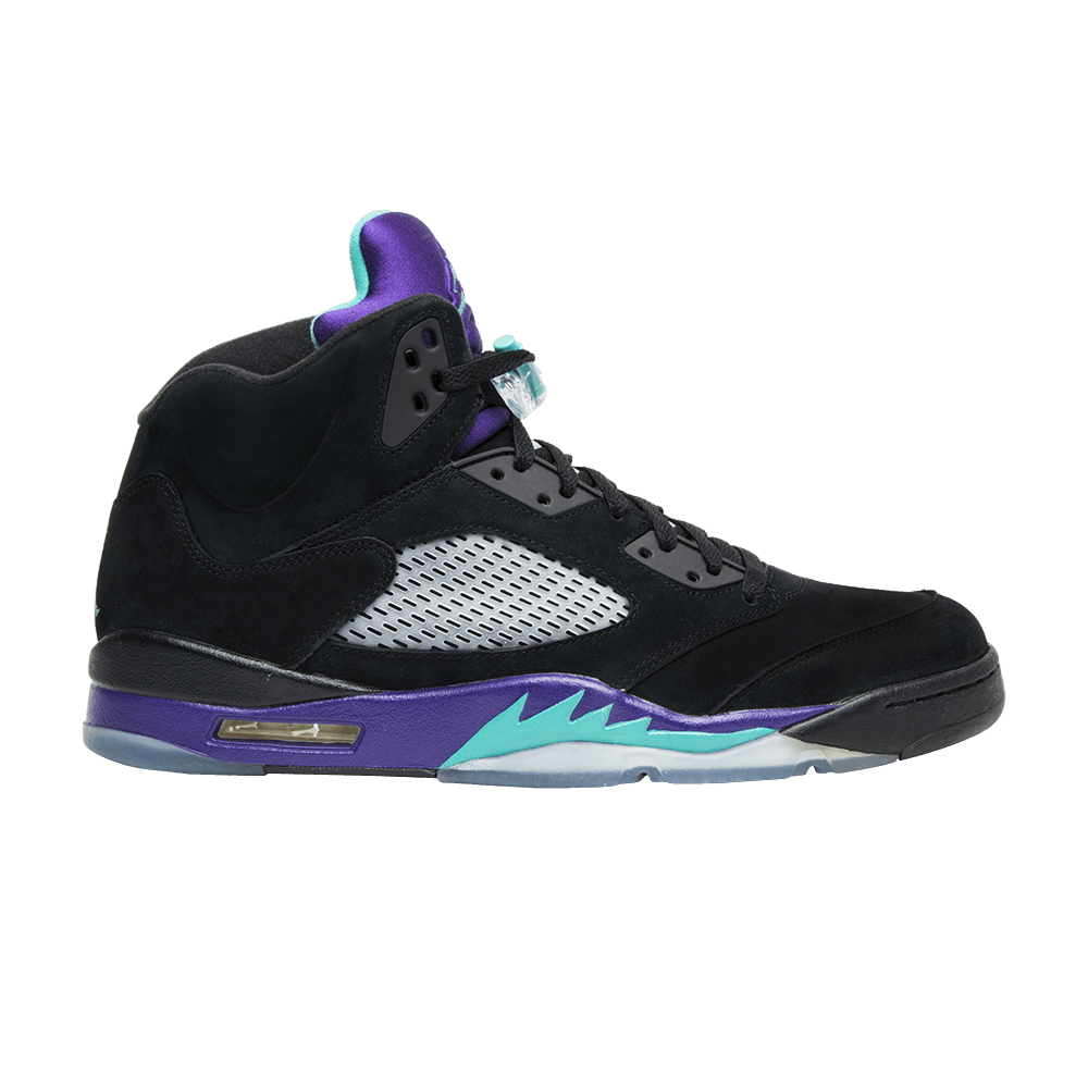 118014e422e3c6 Air Jordan 5 Retro  Black Grape  - Air Jordan - 136027 007