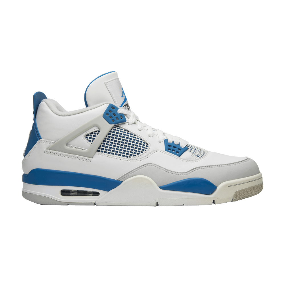 f9d046b8ca06 Air Jordan 4 Retro  Military Blue  2012 - Air Jordan - 308497 105