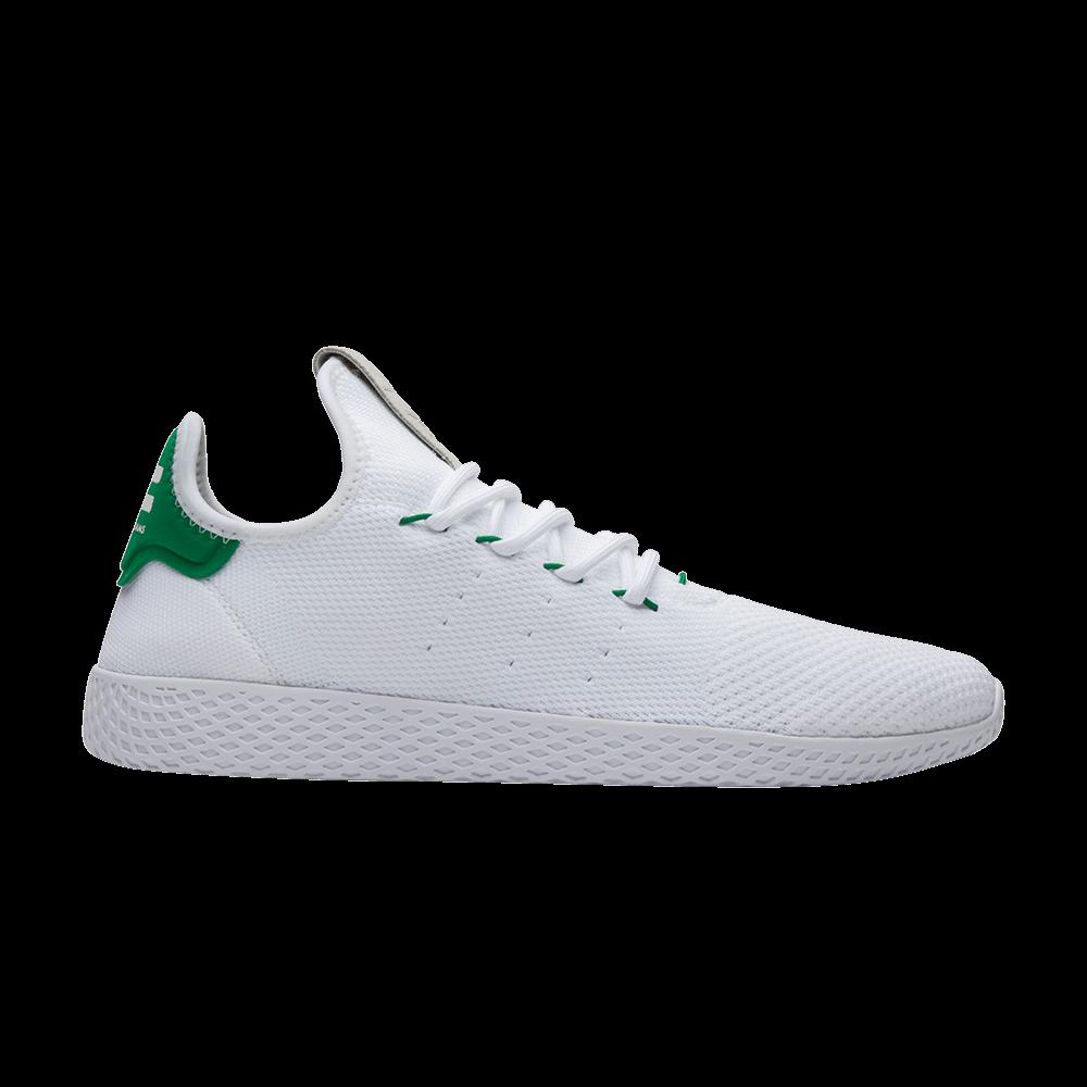 779ead2e8 Pharrell x Tennis Hu  Green  - adidas - BA7828