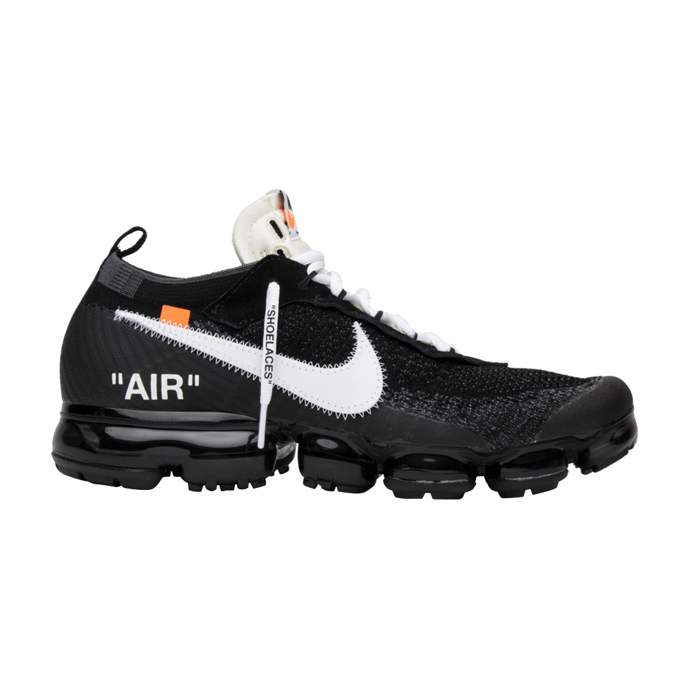 fbae753801e OFF-WHITE x Air VaporMax  The Ten  - Nike - AA3831 001