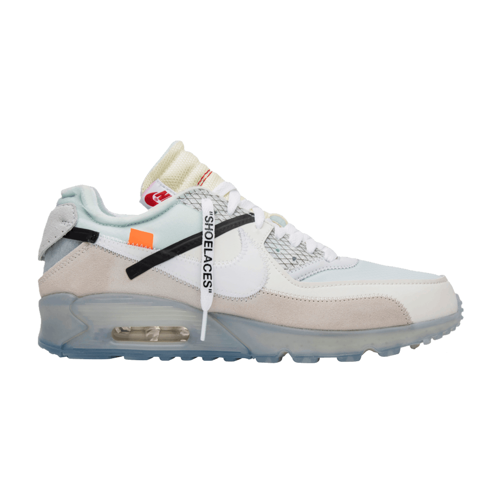 buy online a6666 7d52d OFF-WHITE x Air Max 90  The Ten  - Nike - AA7293 100   GOAT
