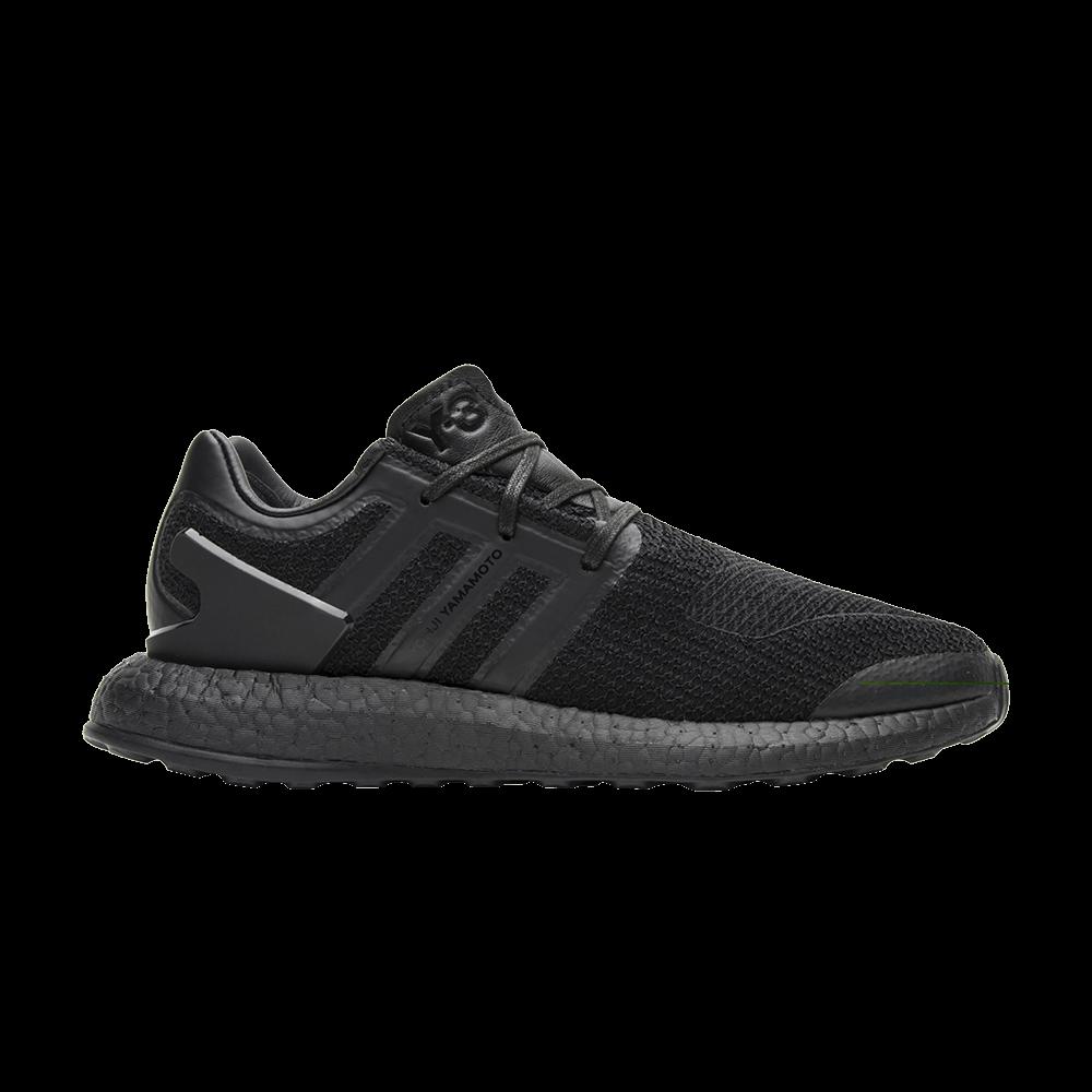 ffd38eac72b8 Y-3 PureBoost  Triple Black  - adidas - CP9890