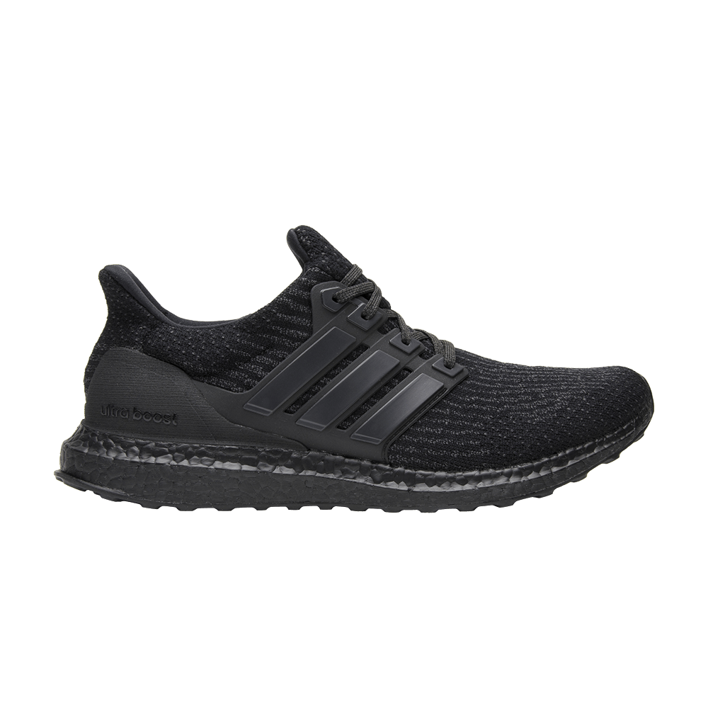 d1539d9eb UltraBoost 3.0 Limited  Triple Black 2.0  - adidas - CG3038