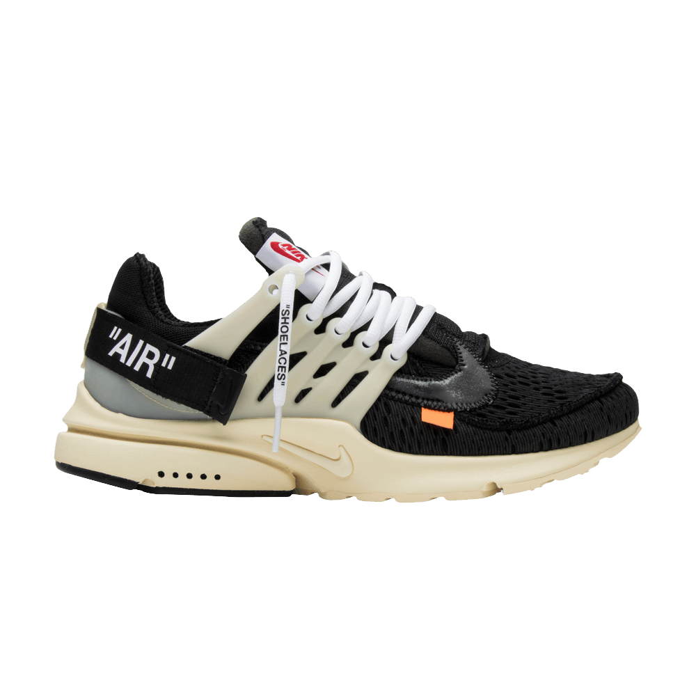 good texture 2018 shoes 100% authentic OFF-WHITE x Air Presto 'The Ten'