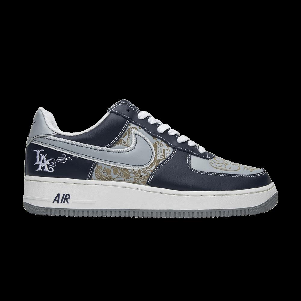 finest selection 24cd6 48192 Air Force 1 LA 03  Mr. Cartoon  - Nike - 312234 401   GOAT