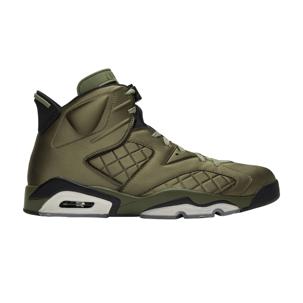 detailed pictures 8406e e71d1 Air Jordan 6 Retro Pinnacle  Flight Jacket  - Air Jordan - AH4614 303   GOAT