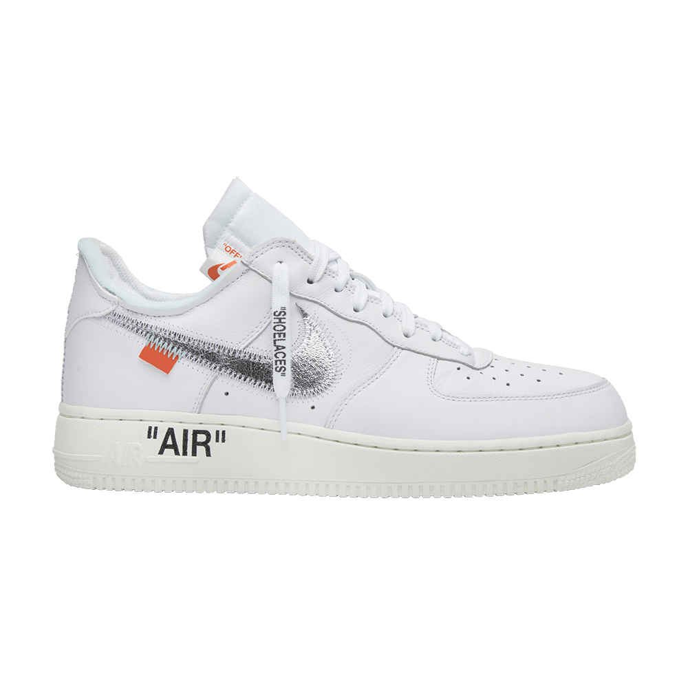 4254e7a2fd63 OFF-WHITE x Air Force 1  ComplexCon Exclusive  - Nike - AO4297 100 ...