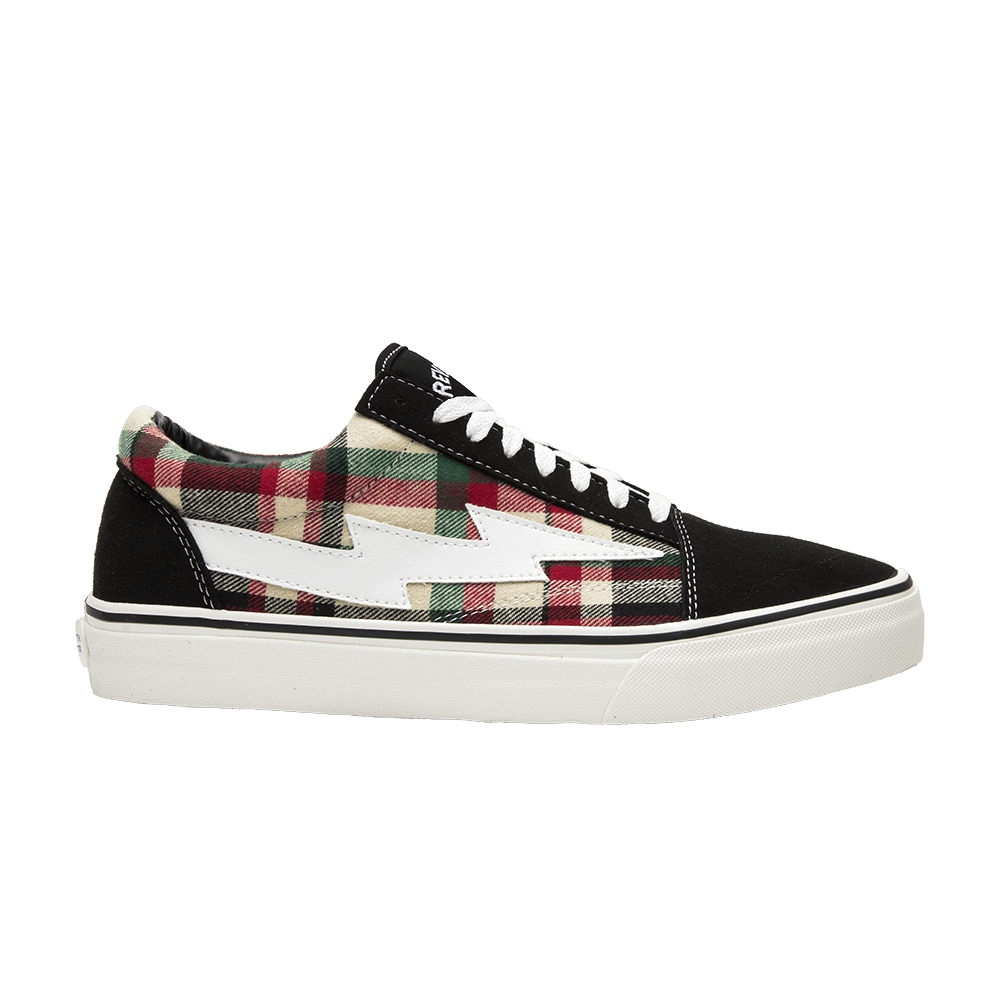 Revenge X Storm  Plaid Pack  - Revenge X Storm - REVS 008 BLK PLAID ... 01df0cee3
