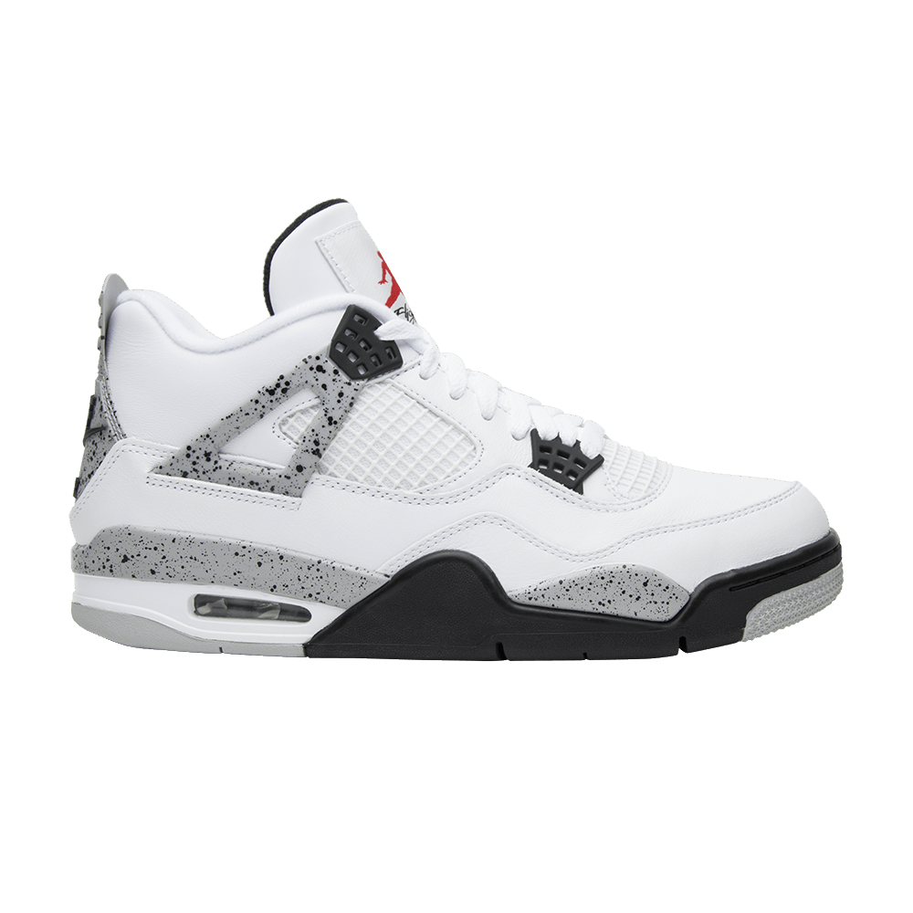 new products 7296a 6c6b8 Air Jordan 4 Retro OG  White Cement  2016 - Air Jordan - 840606 192   GOAT