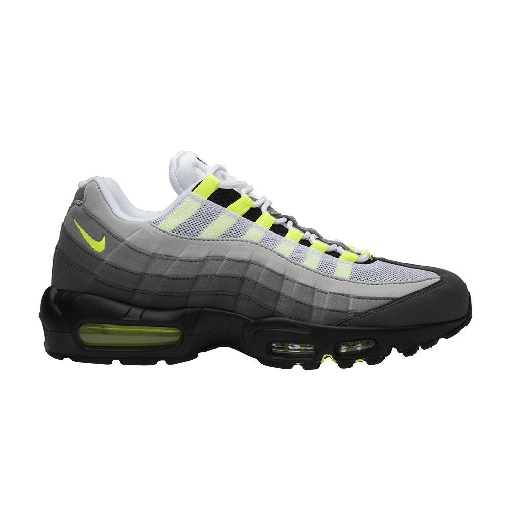 reputable site b312b e9c20 Air Max 95 OG  Neon  2015 - Nike - 554970 071   GOAT