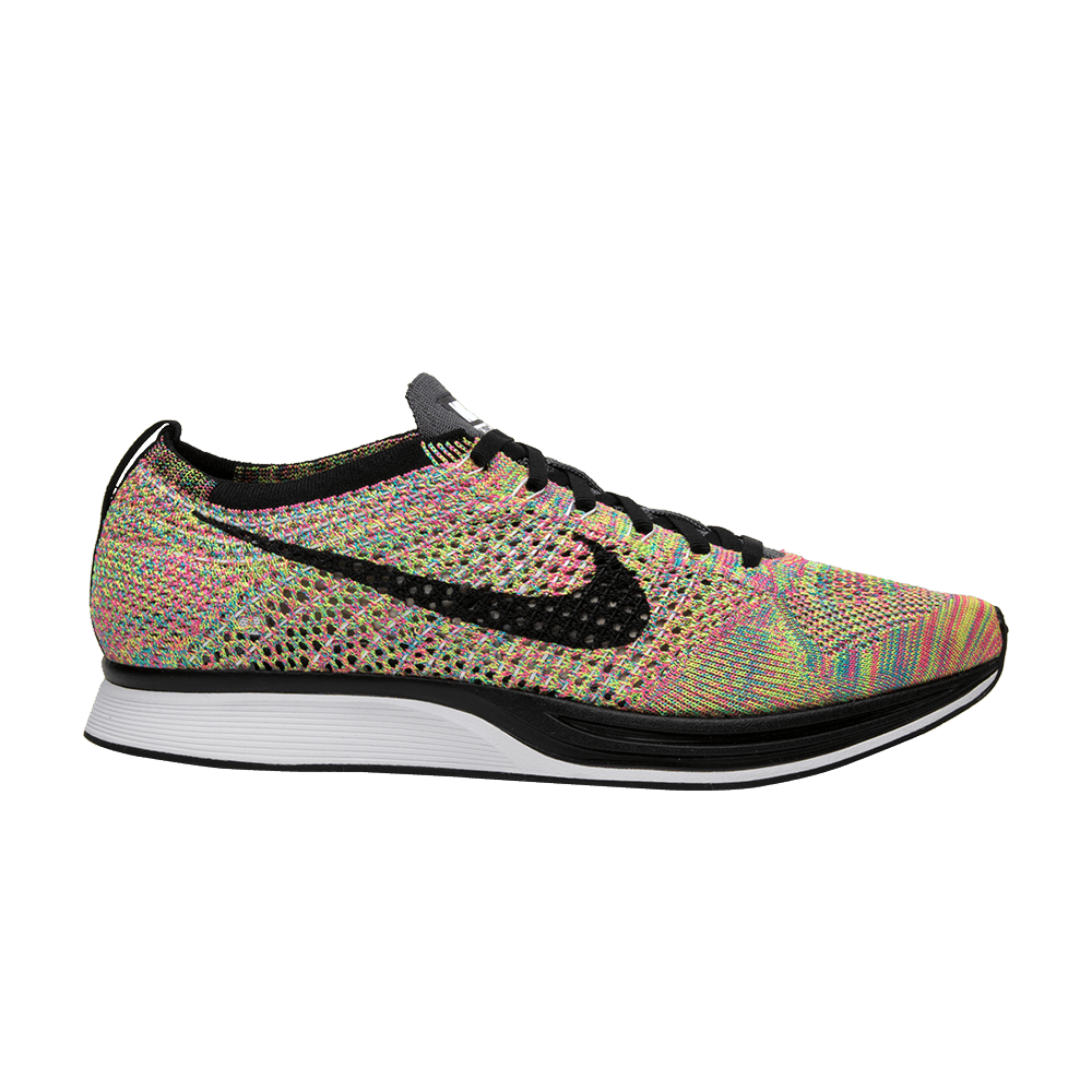 free shipping 9f483 9dbe1 Flyknit Racer Multicolor  Grey Tongue  2016 - Nike - 526628 004 16   GOAT