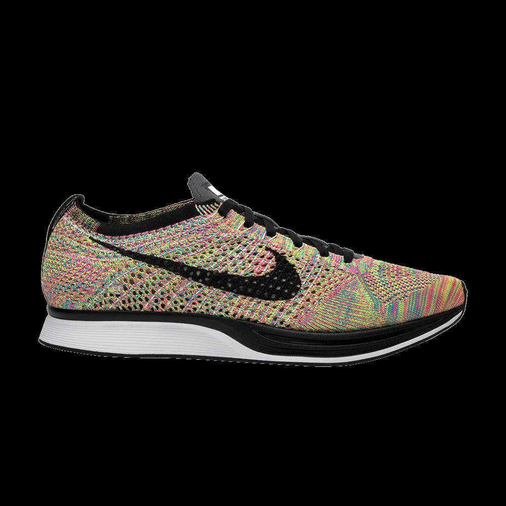 c2497aa143ff Flyknit Racer Multicolor  Grey Tongue  2016 - Nike - 526628 004 16 ...