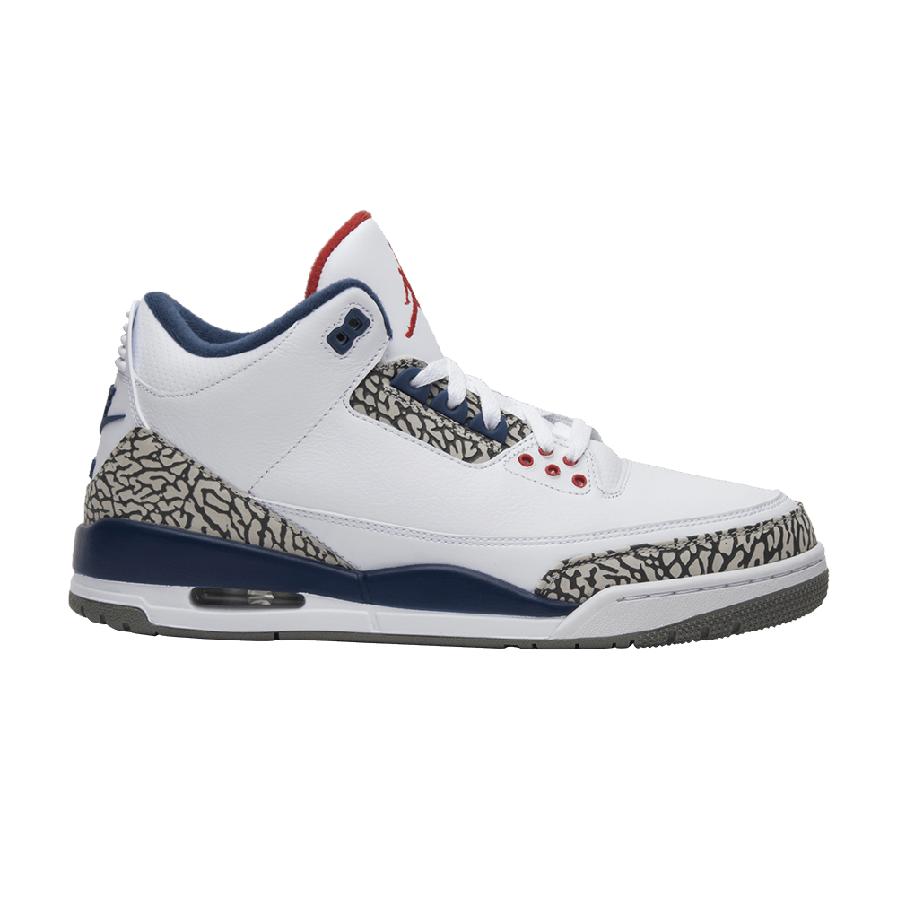 141bd3d0503a1f Air Jordan 3 Retro OG  True Blue  2016 - Air Jordan - 854262 106