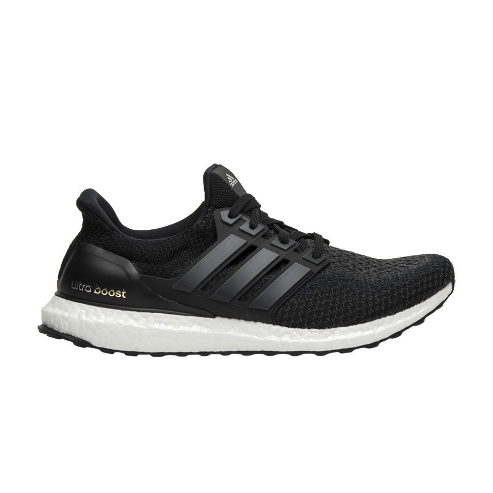 Ultra Boost 2.0 'Core Black' - Adidas