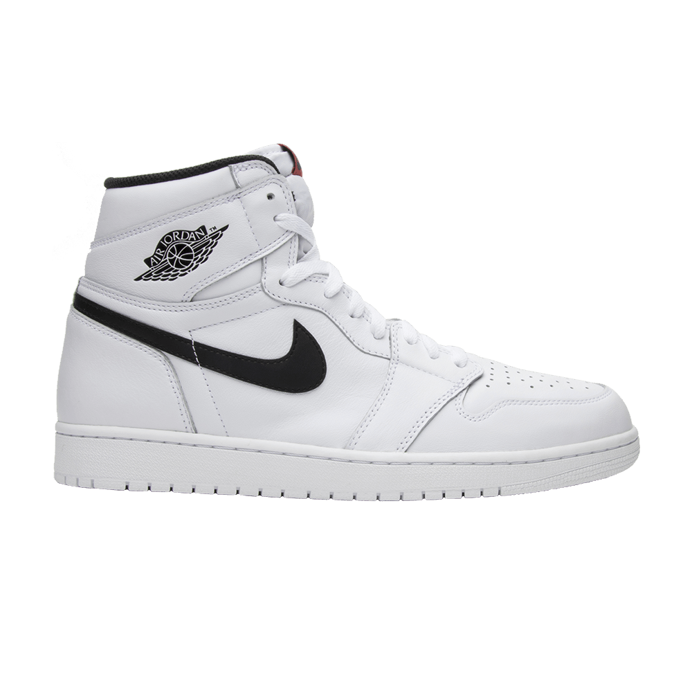 jordan 1 all white