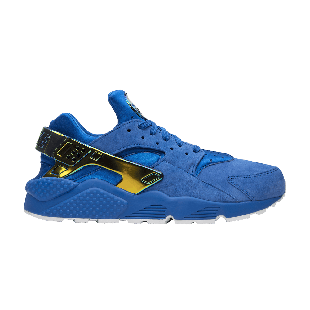 Undefeated x Air Huarache Run Premium QS  Los Angeles  - Nike - 853940 114   cc8856d0e